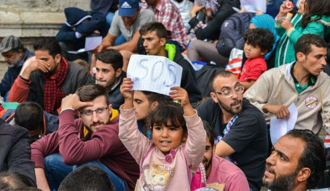 Refugee Crisis Appeal latest news