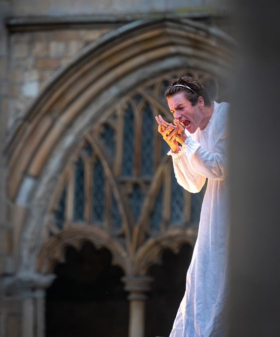 Macbeth at Norwich Cathedral